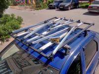 Багажник на крышу своими руками: делаем своими руками и правильно крепим автомобильные рейлинги и багажники (85 фото + видео)