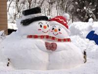 Фигуры из снега своими руками: как правильно построить снежные фигуры. Лучшие идеи для детей и взрослых (видео и 100 фото)