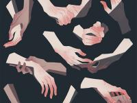 Как сделать объемную руку из бумаги: схемы, проекты, этапы и особенности изготовления бумажных рук (видео и 115 фото)