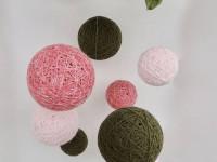 Как сделать шар из ниток и клея своими руками — 115 фото и видео мастер-класс по созданию праздничных декоративных шаров