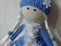Как сделать снегурочку своими руками: лучшие идеи создания поделки и советы по пошиву игрушки (120 фото + видео)