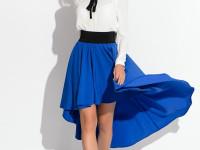 Как сшить юбку на резинке: пошаговый мастер-класс с фото. Видео-инструкция, как пошить юбку всего за полчаса!