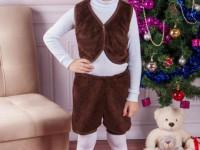 Костюм медведя своими руками: 100 фото-идей лучших новогодних костюмов для мальчика, выкройки и мастер-класс по пошиву