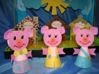 Кукольный театр своими руками — основные элементы театра и пошаговое описание как сделать в домашних условиях (100 фото)