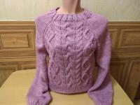 Свитер своими руками — сделайте легко и красиво свитер своей мечты с нашими советами! (фото и видео)