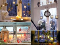 Украшения на окна своими руками — 125 фото красивых идей украшения и оформления окон и оконных рам