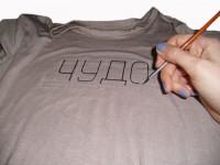Как сделать футболку своими руками