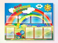 Детский стенд своими руками: делаем информационный, развивающий и тематический стенд (125 фото и видео)