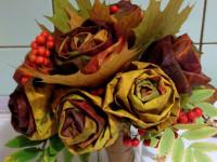 Поделки из листьев своими руками — 85 фото ярких идей создания необычных поделок и украшений