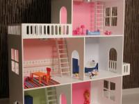 Кукольный домик своими руками из фанеры — варианты и идеи домиков, инструкции как сделать своими руками а также примеры на фото и видео!