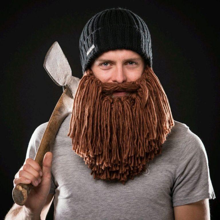 опубликовала шапка с бородой фото народ славится