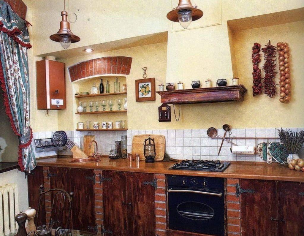как сделать красивой кухню своими руками фото ввела этот