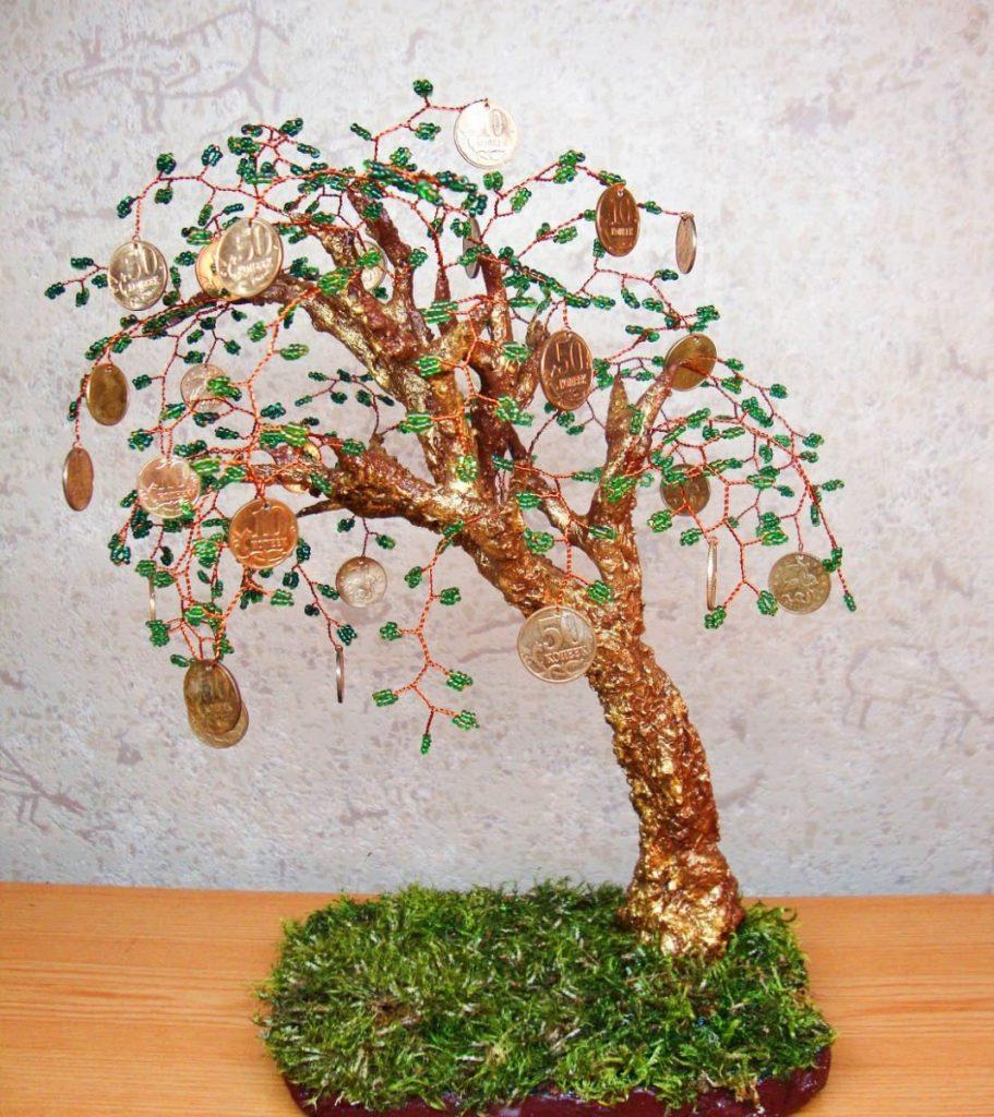 Как сделать дерево своими руками фото пошагово