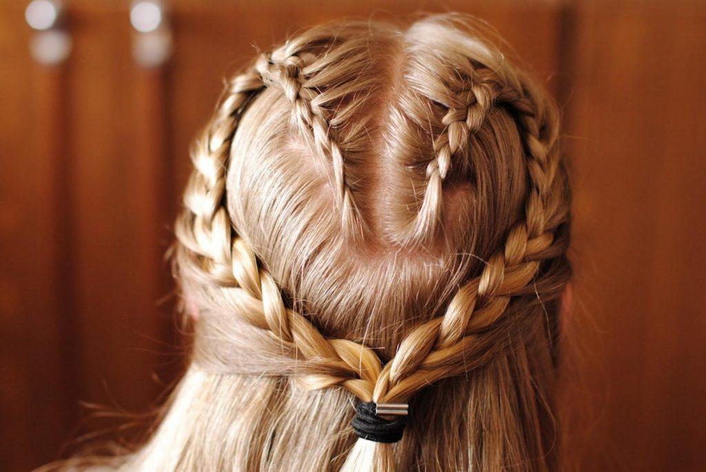 Разные прически для длинных волос картинки