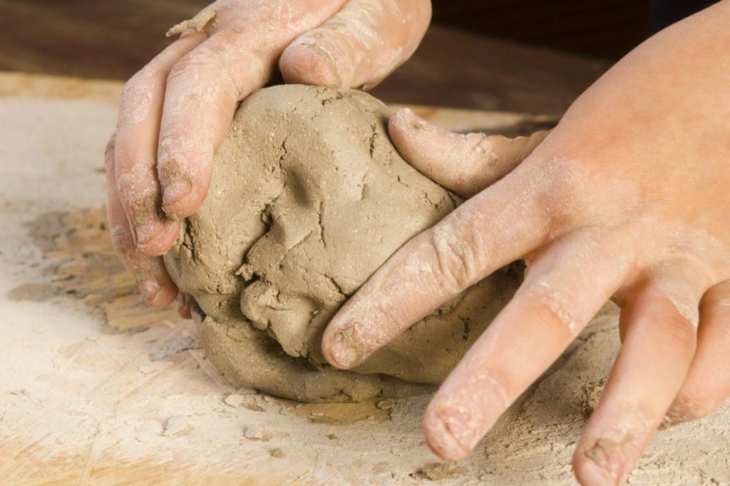 Картинки глины для детей