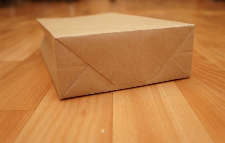 Крафт пакеты своими руками