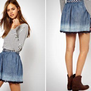 Как сшить юбку своими руками — 110 фото выкроек и видео мастер-класс по пошиву юбок для начинающих