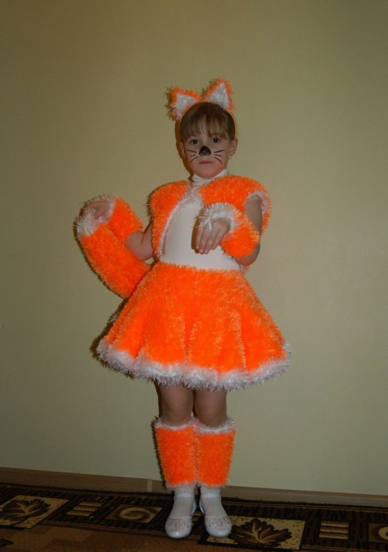можем видеть, как сделать костюм лисы своими руками фото так, ох, эти