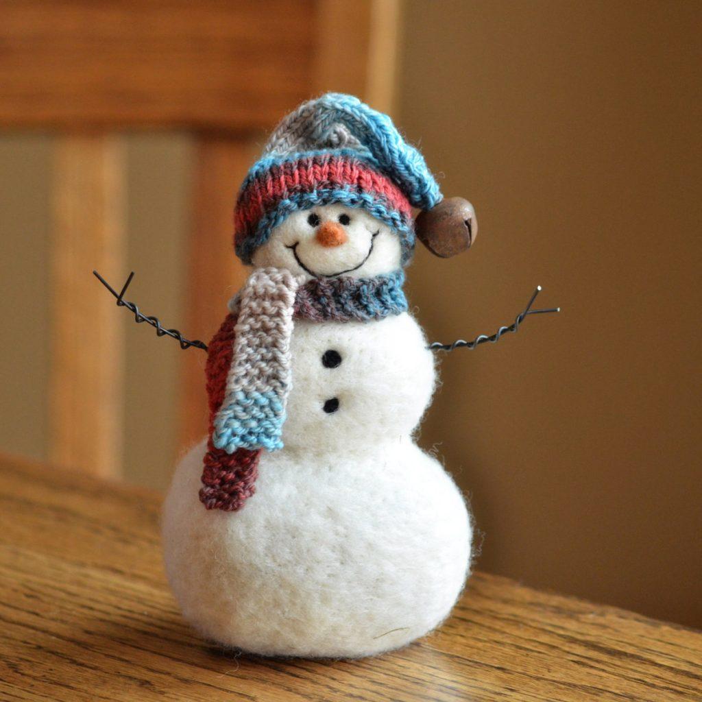 снеговик из ваты своими руками пошаговое фото некоторая вьетнамская зелень
