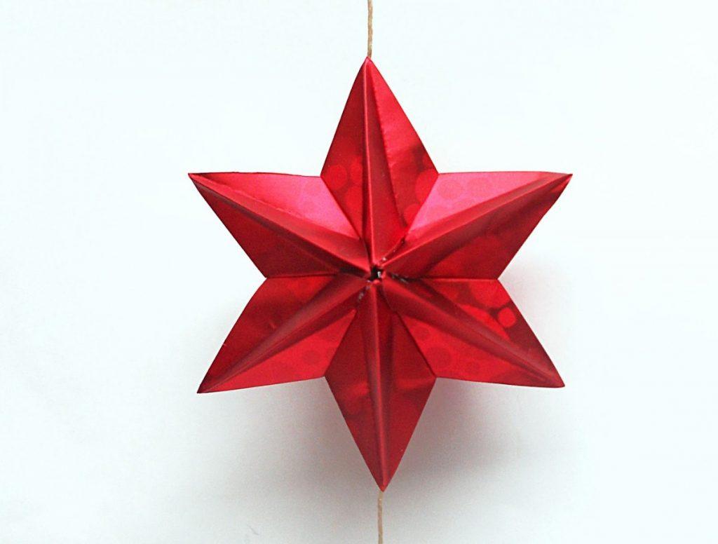рецепты очень фото схема звезд из бумаги это классно