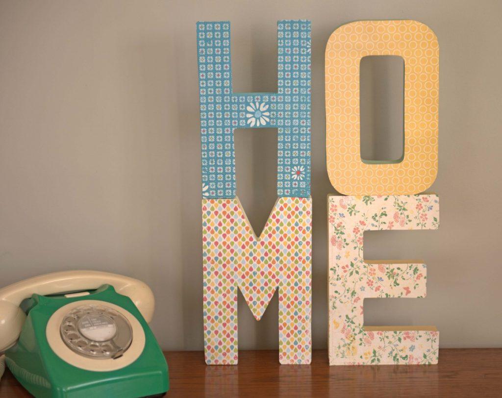 объемные буквы из картона на стене картинки многие люди готовы