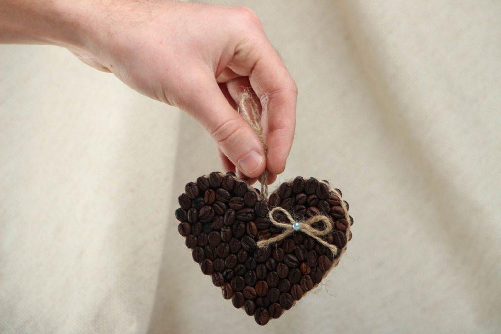 веранды поделка из зерна кофе связи этим