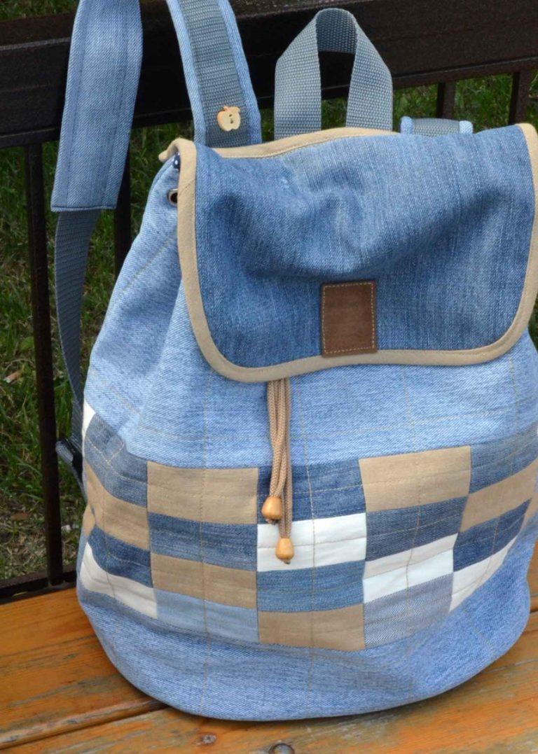 фото рюкзаков из джинса своими руками сшить ваш брелок