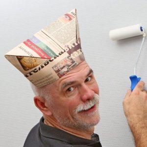 Шапка из бумаги своими руками: пилотка, пиратская шапка, кепка маляра, тюбетейка. Подробные фото-инструкции + видео мастер-класса