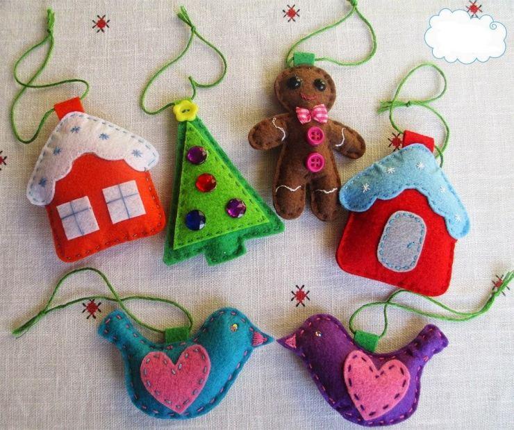 Игрушки для малышей своими руками