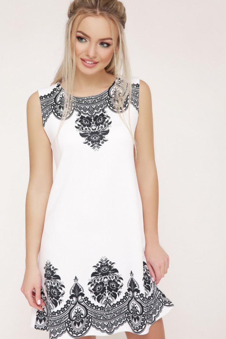 Декор черного платья своими руками