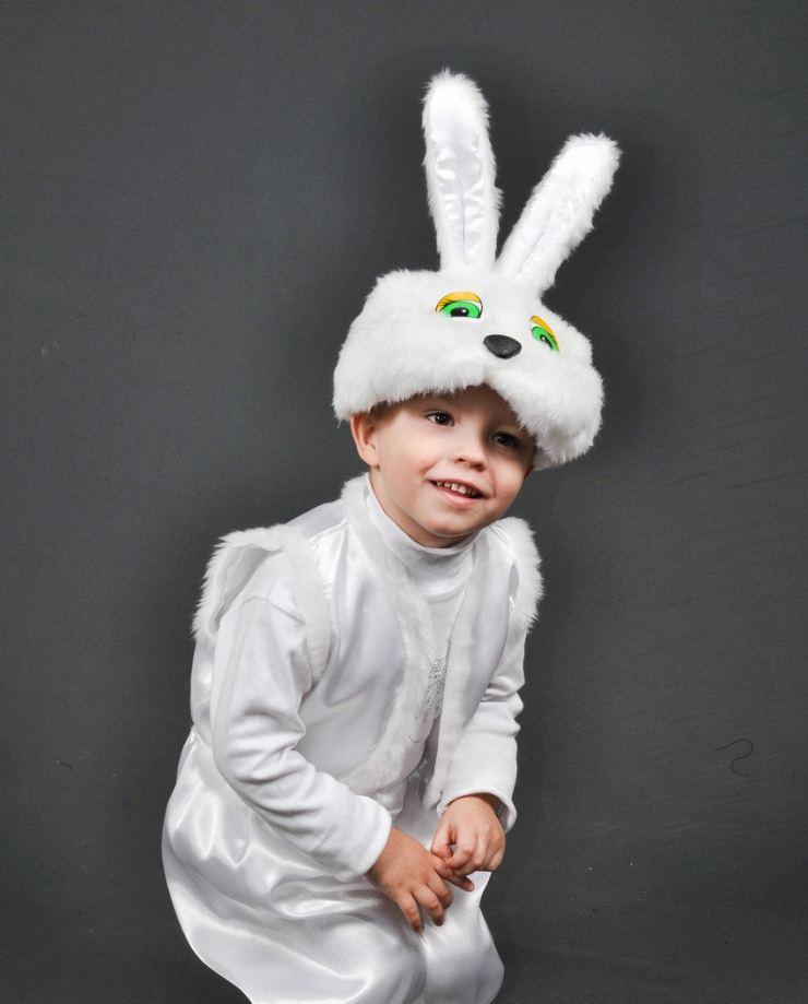 костюм заяц картинка даровало ему небывалую