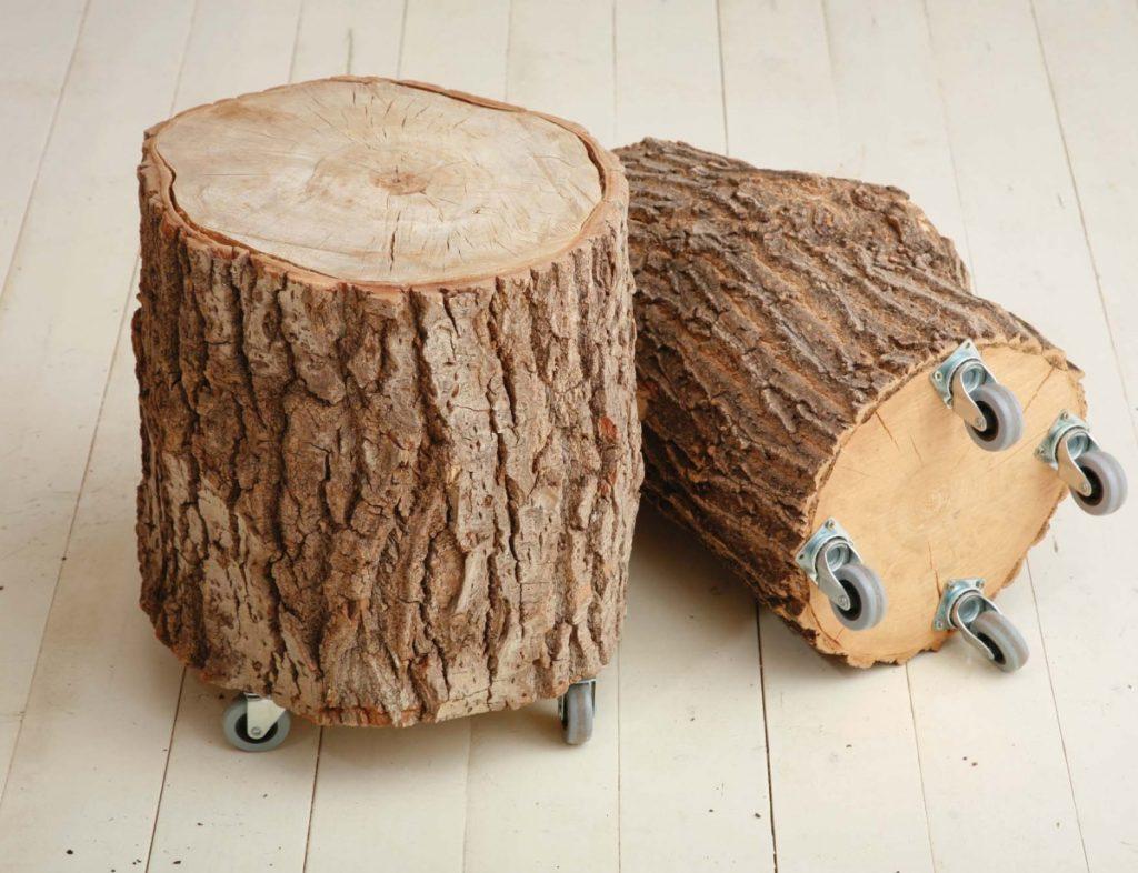 фото поделок из дерева своем