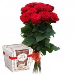 Букеты роз с доставкой